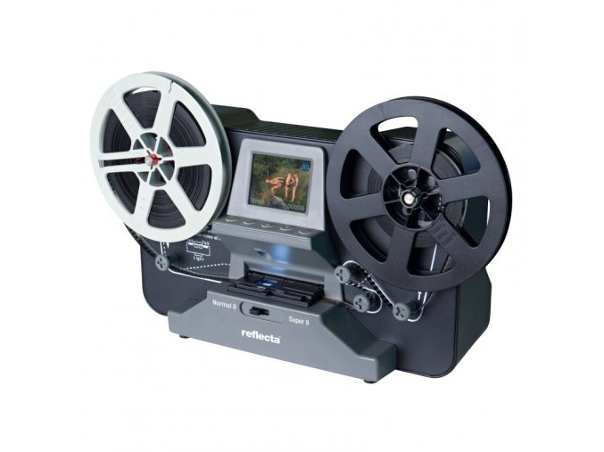 skener reflecta super 8 normal 8