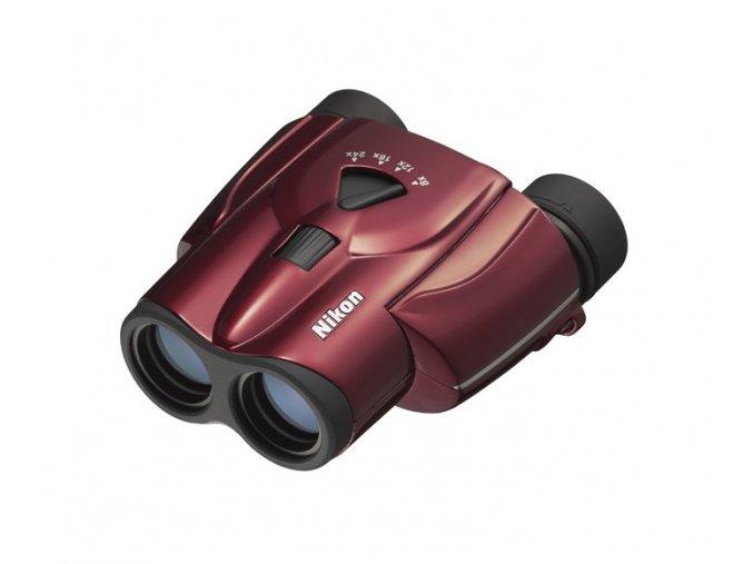 Dalekohled Nikon ACULON T11 8-24x25 Zoom Red