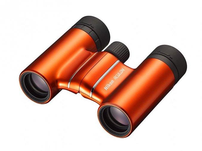Dalekohled Nikon ACULON T01 8x21 Orange