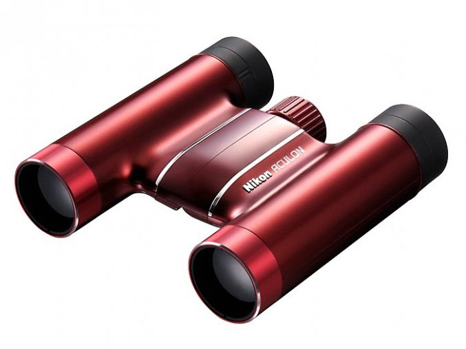 Dalekohled Nikon ACULON T51 8x24 Red
