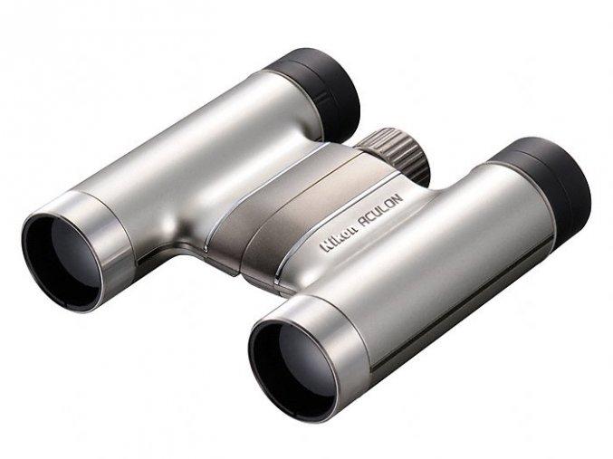 Dalekohled Nikon ACULON T51 10x24 Silver