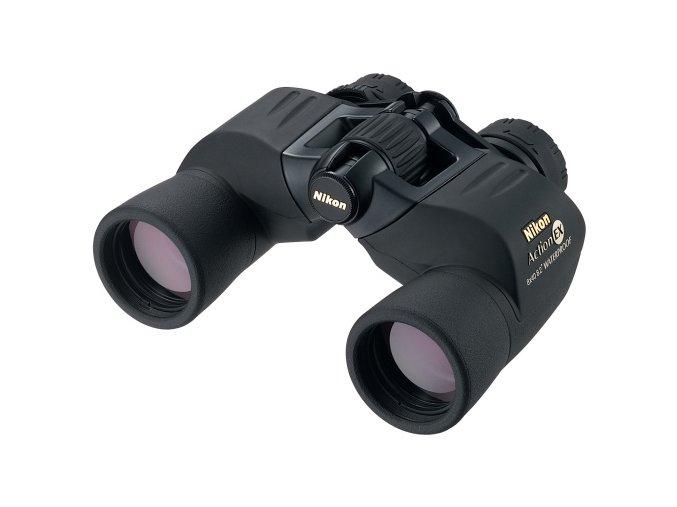 Dalekohled Nikon Action EX 8x40 CF WP  + LED svítilna zdarma