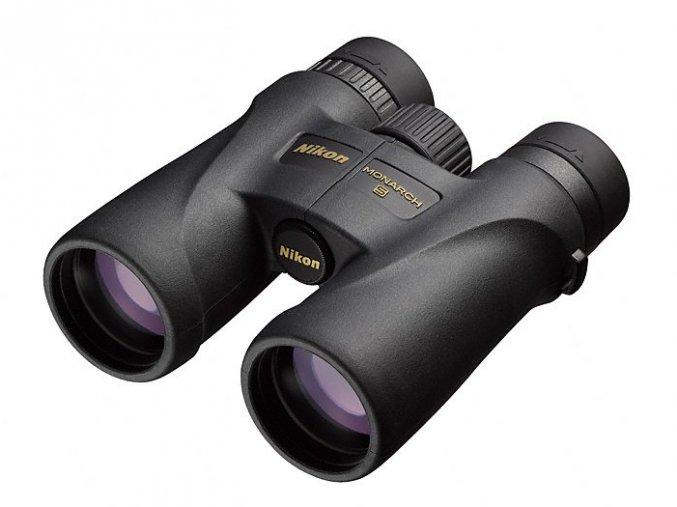 Dalekohled Nikon MONARCH 5 8x42  + LED svítilna zdarma