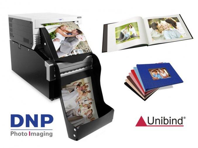 DNP DS80DX Duplex + sw DNP Photobook Plus