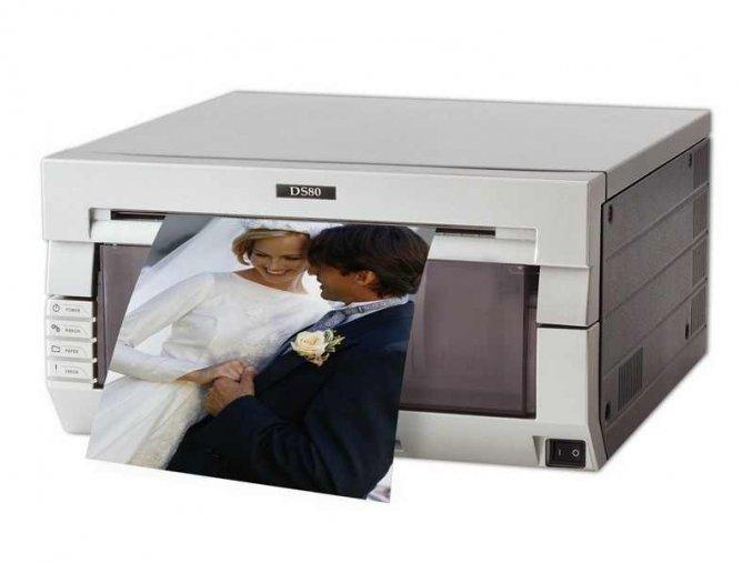 DNP DS-80, (DSP-S80) lesk/mat 20x30 / 20x25cm