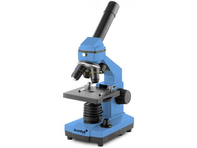 Mikroskop Levenhuk Rainbow 2L Azure / Azur