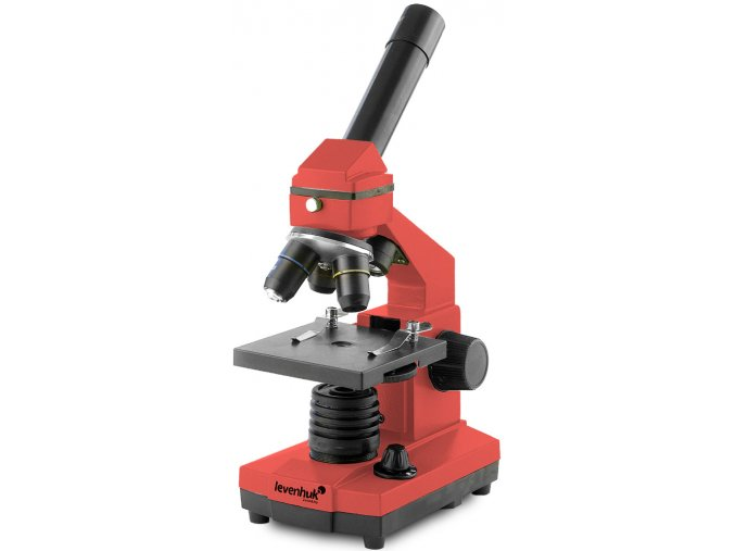 Mikroskop Levenhuk Rainbow 2L PLUS Orange / Pomeranč