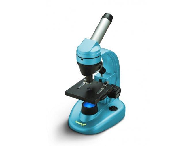 Mikroskop Levenhuk Rainbow 50L NG Azure / Azur