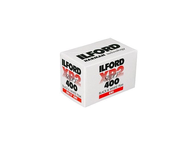 10ks Ilford XP-2 Super 135-36