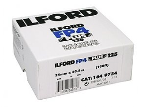 Ilford FP4 Plus 17m