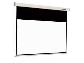 Plátno Reflecta Rollo Crystal Lux 160x130cm, 16:9 - roletové na stěnu