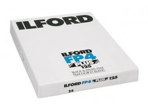 "Ilford FP4 Plus 8x10""/25"