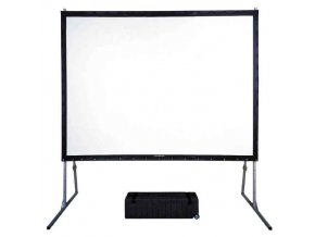 Plátno Reflecta MOBIL QUICK SET Lux (323x248cm, 4:3) - rámové přenosné