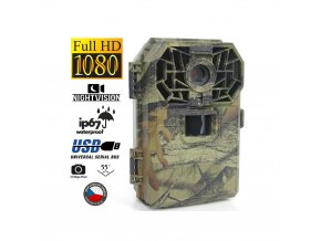 Fotopast BUNATY FULL HD + 16GB karta