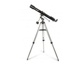 Hvězdářský dalekohled Levenhuk Skyline 70x900 EQ