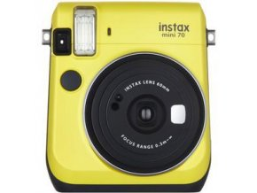 Fujifilm Instax Mini 70 žlutý - Canary Yellow