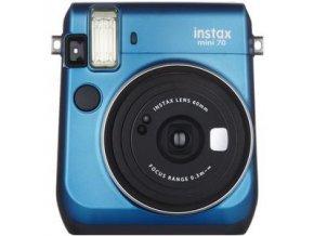 Fujifilm Instax Mini 70 modrý - Island Blue