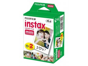 Fujifilm Instax Mini film 20ks
