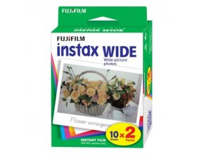 Fujifilm Instax Wide film 20ks
