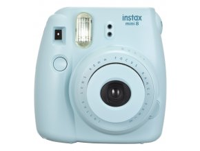 Fujifilm Instax Mini 8 modrý - Blue
