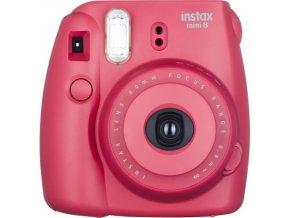 Fujifilm Instax Mini 8 malinový - Rapsberry