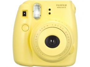 Fujifilm Instax Mini 8 žlutý - Yellow