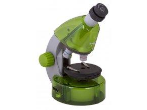 Mikroskop Levenhuk LabZZ M101 Limetka