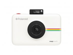Polaroid Snap Touch bily 1