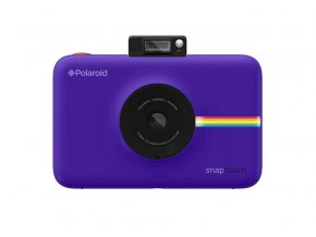 Polaroid Snap Touch fialovy 1