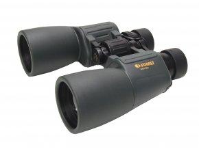 Dalekohled Fomei 10x50 ZCF Beater FMC, šikmé očnice  + LED svítilna zdarma