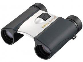 Dalekohled Nikon SportStar EX 10x25 DCF WP stříbrný