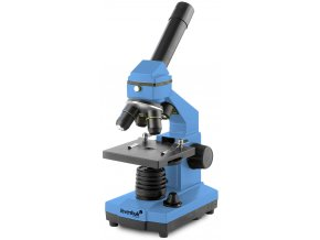 Mikroskop Levenhuk Rainbow 2L PLUS Azure / Azur
