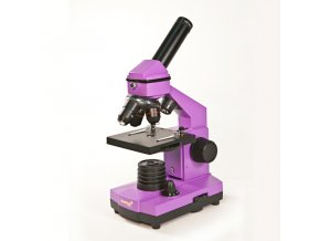Mikroskop Levenhuk Rainbow 2L NG Amethyst / Ametyst