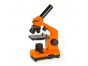 Mikroskop Levenhuk Rainbow 2L NG Orange / Pomeranč