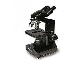 Biologický binokulární mikroskop Levenhuk 850B
