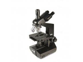 Biologický trinokulární mikroskop Levenhuk 870T