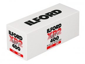 10ks Ilford XP-2 Super 120