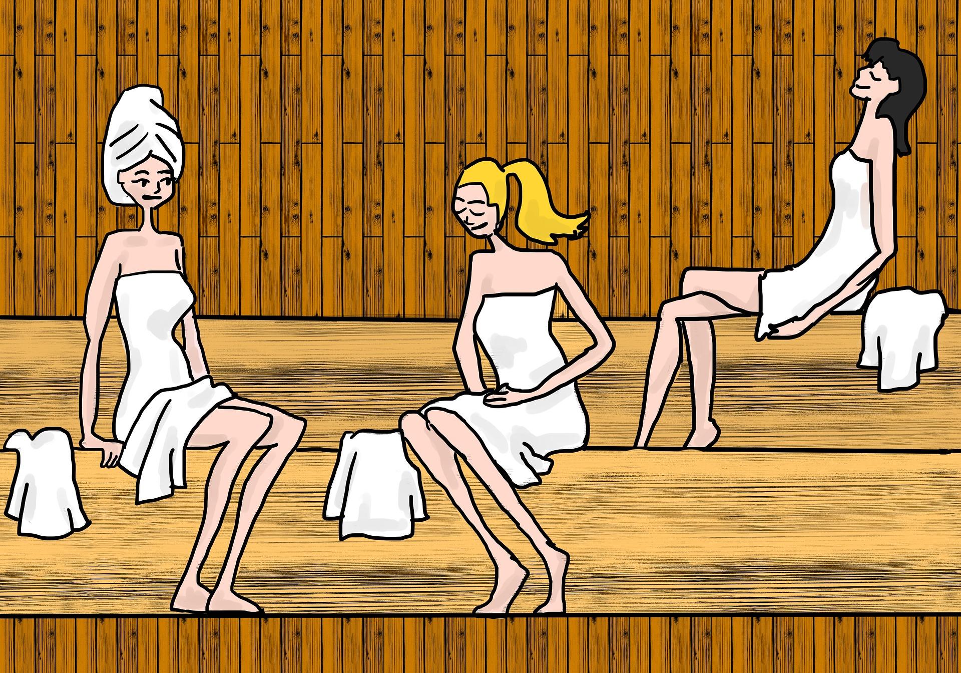 Mýty o saunování