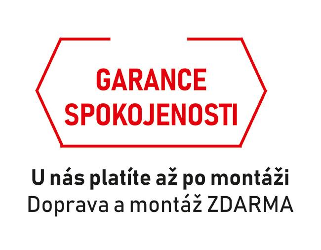 Infrasauna - bezpečný nákup - platba po montáži