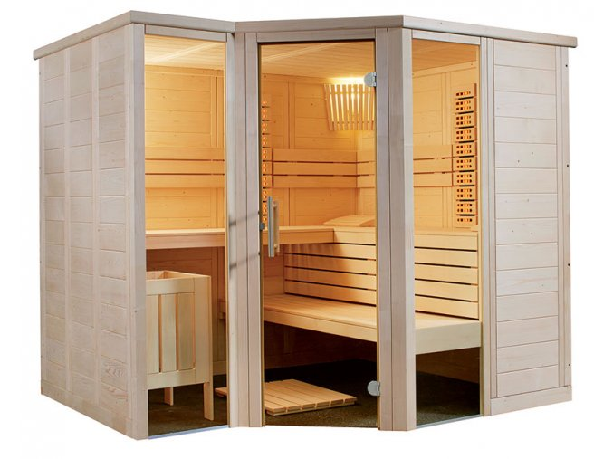 Kombinovana sauna Relaxo 02 1