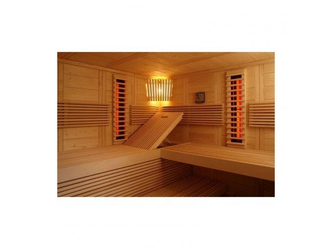 Kombinovana sauna Relaxo 01 C