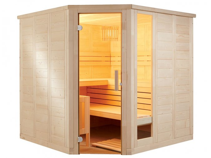 Finska sauna Relaxo 03 CL 1