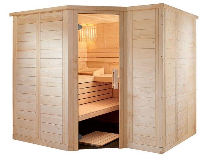 Finska sauna Relaxo 04 L 1