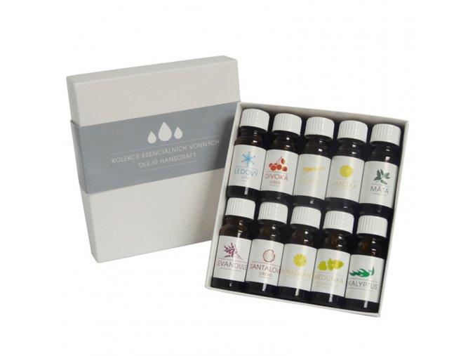 Vonna aroma esence do infrasauny kolekce1