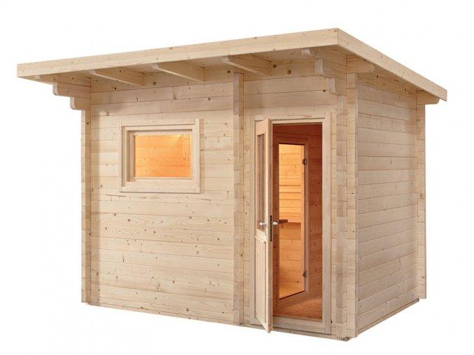Venkovni sauna Relaxo 09 1
