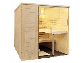 Finska sauna Relaxo 01 L 1