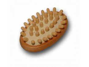Masazni oval na celulitidu