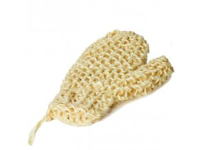 Masazni sisalova rukavice