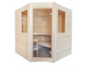 Finska sauna Relaxo 07 C rohova