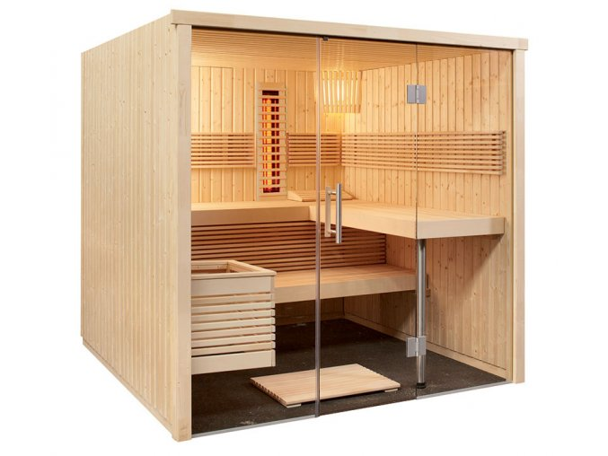 Kombinovana sauna Relaxo 05 L 1